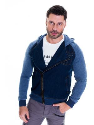 Куртка RPS. Цвет: синий