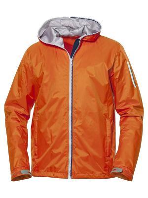 Куртка Сибрук мужская Clique. Цвет: оранжевый