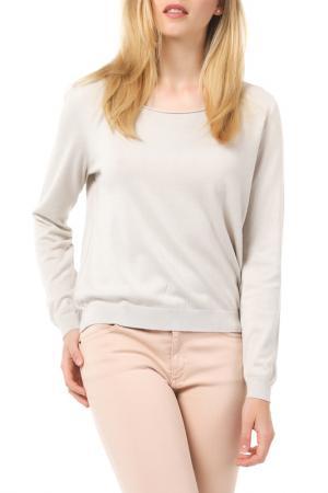 Пуловер American Vintage. Цвет: light beige