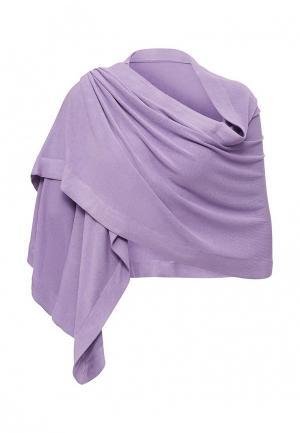 Палантин Olange Assorty. Цвет: фиолетовый