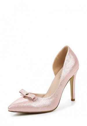 Туфли Dino Ricci Select. Цвет: розовый