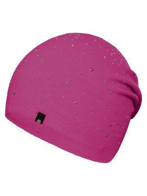 Шапка Icepeak. Цвет: лиловый, малиновый, темно-бордовый