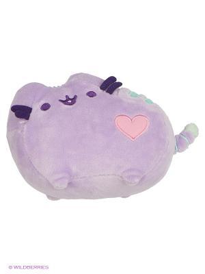 Игрушка мягкая (Pusheen Pastel Purple, 10,5 см). Gund. Цвет: сиреневый