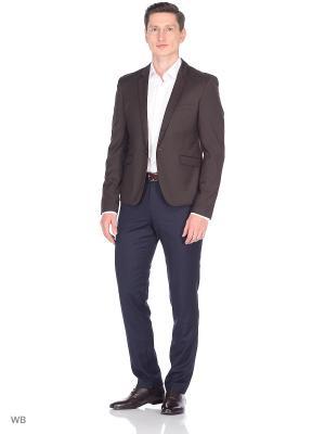Пиджаки Aysel Amiraslanova. Цвет: коричневый