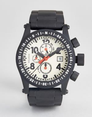 Newgate Часы Bulldog. Цвет: черный