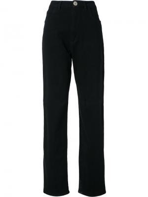 High waist trousers Uma | Raquel Davidowicz. Цвет: чёрный