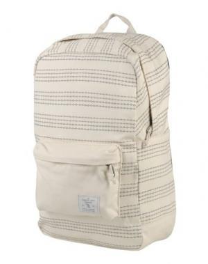 Рюкзаки и сумки на пояс TIMBERLAND. Цвет: бежевый