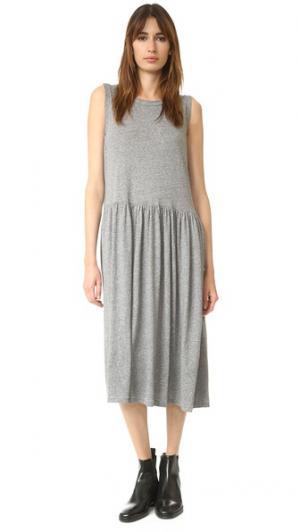 Платье Day THE GREAT.. Цвет: серый меланж