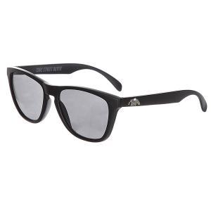 Очки  Agent Black/Matte Anteater. Цвет: черный