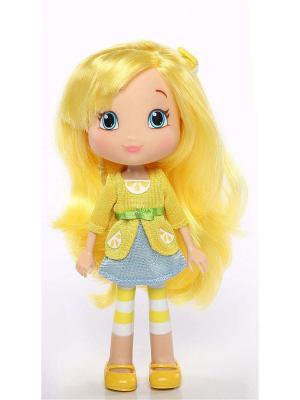 Игрушка Шарлотта Земляничка Кукла Лимона, 15 см, кор. The Bridge. Цвет: желтый