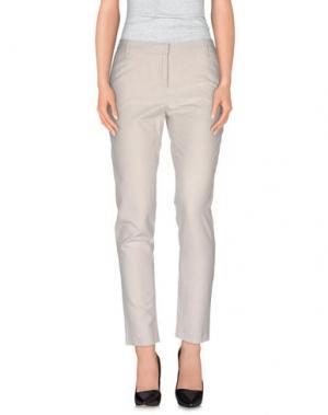 Повседневные брюки SITA MURT/. Цвет: слоновая кость