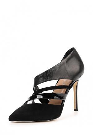 Туфли Arella. Цвет: черный