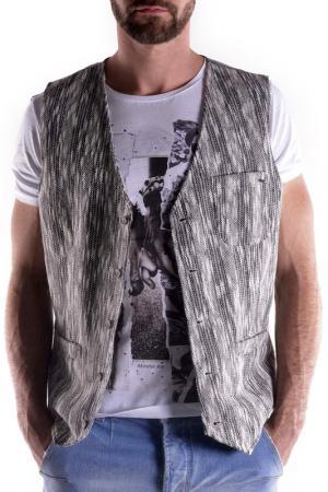 Vest Absolut Joy. Цвет: light grey