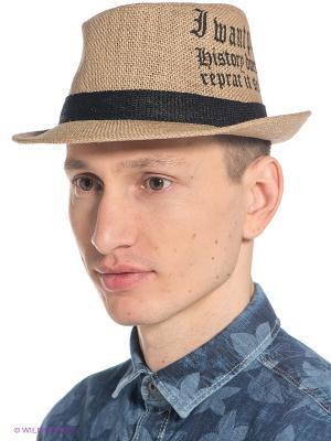 Шляпа Mascotte. Цвет: бежевый