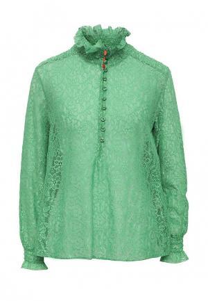 Блуза Imperial. Цвет: зеленый