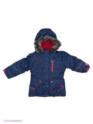 Куртка Jupa. Цвет: темно-синий