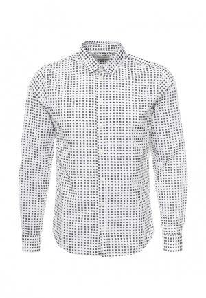 Рубашка Casual Friday by Blend. Цвет: белый