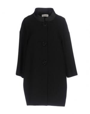 Пальто MUSANI COUTURE. Цвет: черный