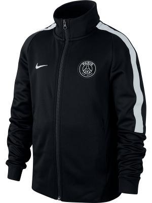 Куртка PSG Y NSW JKT FRAN AUT CUP Nike. Цвет: черный, серый