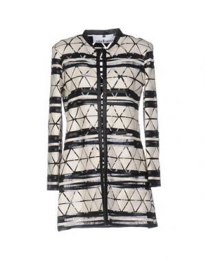 Легкое пальто CABAN ROMANTIC. Цвет: слоновая кость