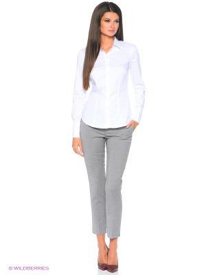 Брюки Pantaloni Torino. Цвет: серый