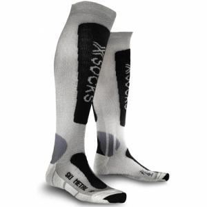 Термо-Носки X-Socks. Цвет: silver/anthracite