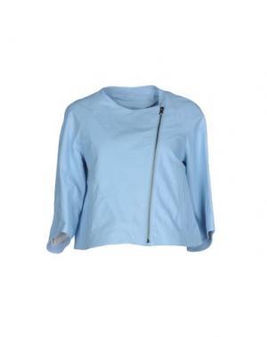 Куртка SOUVENIR. Цвет: небесно-голубой