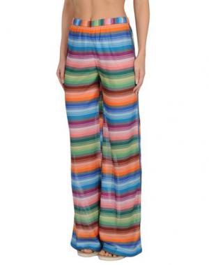 Пляжные брюки и шорты MISSONI MARE. Цвет: лазурный