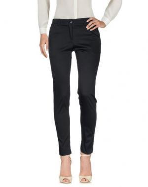 Повседневные брюки MICHAEL FORPUS. Цвет: черный