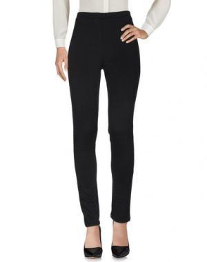 Повседневные брюки DONNA GI. Цвет: черный