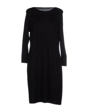 Короткое платье NATAN. Цвет: черный