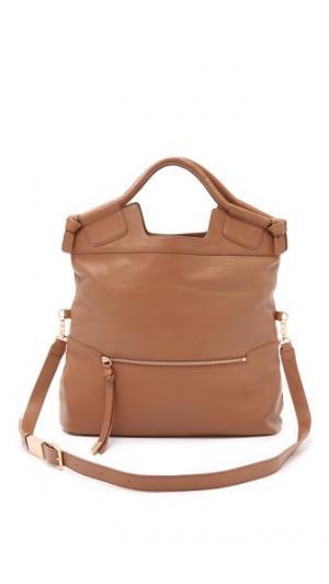 Объемная сумка c короткими ручками Mid City Foley + Corinna