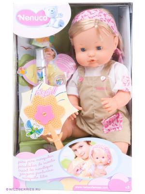 Кукла Famosa  Ненуко. Цвет: бежевый, розовый, белый