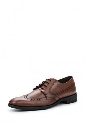 Туфли Maverick. Цвет: коричневый