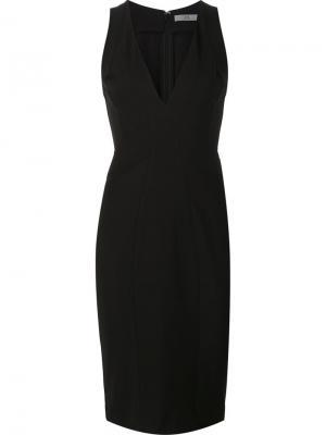 Платье Sirena Zac Posen. Цвет: чёрный