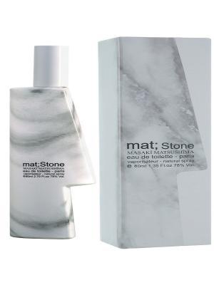 Stone, Туалетная вода, 80 мл MASAKI MATSUSHIMA. Цвет: серый