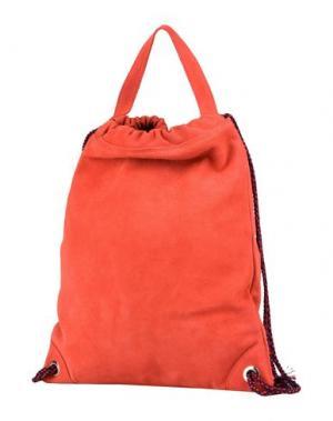 Рюкзаки и сумки на пояс REVERES 1949. Цвет: красный