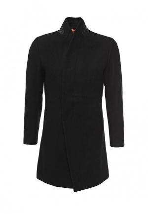 Пальто Gianni Lupo. Цвет: черный