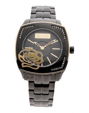 Наручные часы SMALTO. Цвет: черный