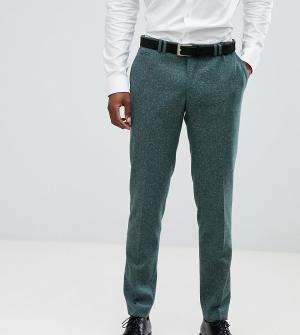 Noak Облегающие брюки. Цвет: зеленый