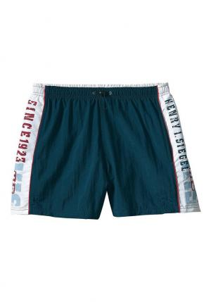 Пляжные шорты, H.I.S. Swimwear Otto. Цвет: синий