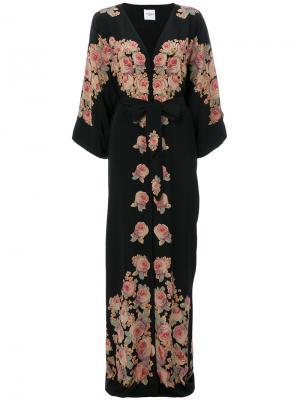 Платье Bolce Vilshenko. Цвет: чёрный