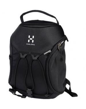 Рюкзаки и сумки на пояс HAGLÖFS. Цвет: черный