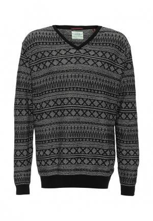 Пуловер Scotch&Soda. Цвет: серый