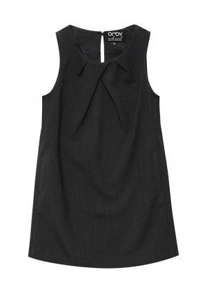 Платье Orby. Цвет: серый