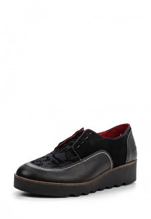 Ботинки Desigual. Цвет: черный