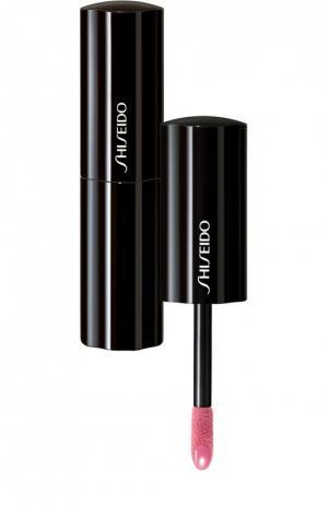 Помада-блеск Lacquer Rouge PK226 Shiseido. Цвет: бесцветный