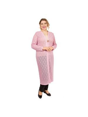 Кардиган, модель Шарлота Dorothy's Нome. Цвет: розовый