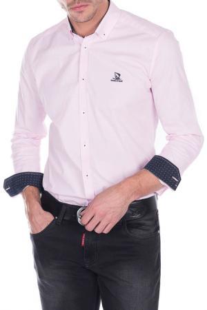 Рубашка GIORGIO DI MARE. Цвет: розовый