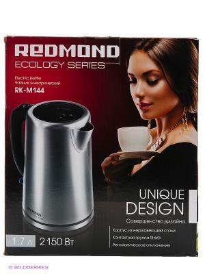 Чайник RK-M144, 2200 Вт, 1,7 л REDMOND. Цвет: серебристый